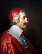 Cardinal de Richelieu (1642) by Philippe de Champaigne