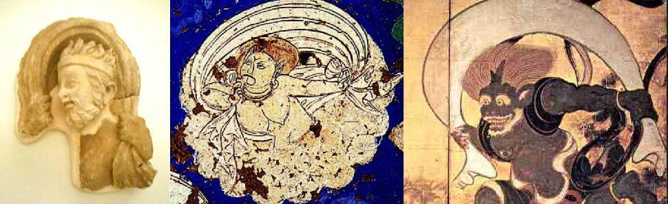 Iconographic Evolution of Fujin